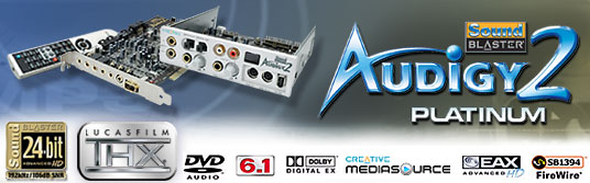 Pictures:: creative labs sound blaster audigy platinum ex (pictures).